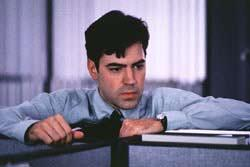 Peter Gibbons from 'Office Space'