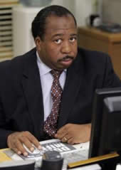 stanley-hudson from 'The Office'